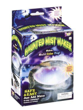 Haunted Mist Maker Home Decoration