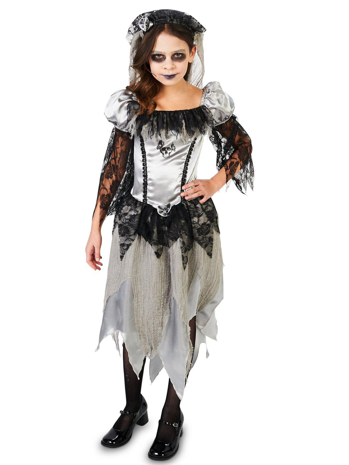 Haunted Princess Bride Costume For Kids