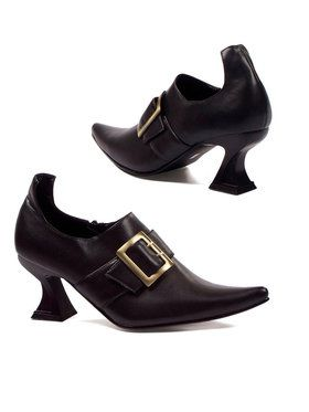 Hazel (Black) Shoes For Adults