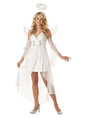 Heaven's Angel Costume For Adults