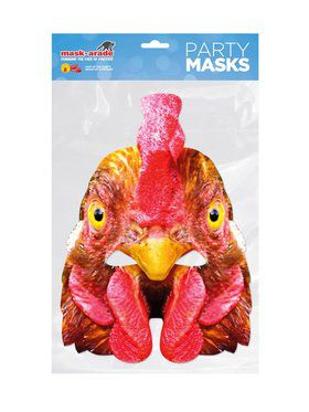 Face Mask - Hen