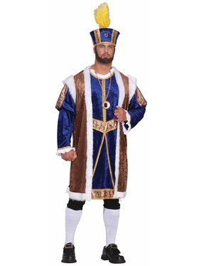 Henry Viii Deluxe Adult Plus Costume