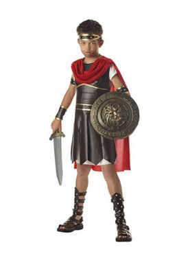 Hercules Gladiator Child Costume