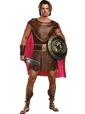 Hercules Men's Costume