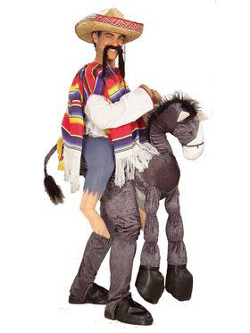 Hey Amigo Adult Costume