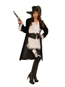 High Seas Raider Women's Costume
