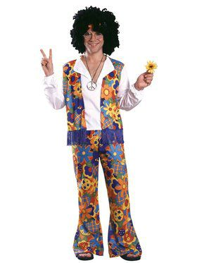 Hippie Adult Costume