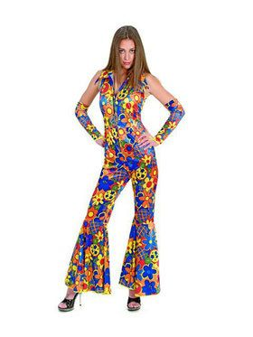 Hippie Love Woman Costume
