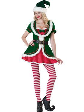 Holiday Honey Costume For Adults