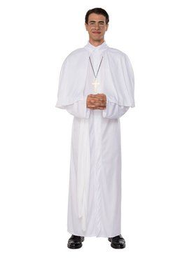 Holy Father Men's Costume