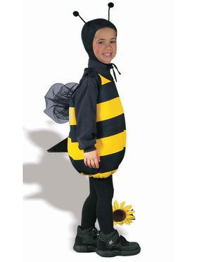 Honey Bee Costume For Children