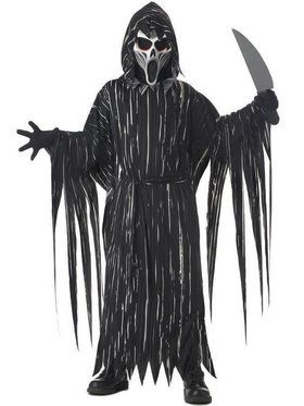 Howling Horror Costume For Children