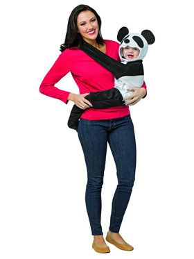 Huggables Panda Infant Toddler Costume