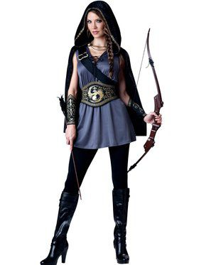Huntress Women's Costume