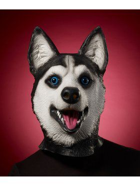 Husky Dog Mask