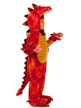 Hydra Dragon Child Costume