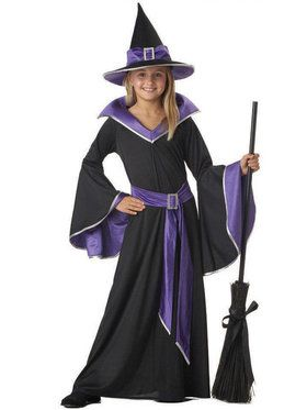 Child Incantasia The Glamour Witch Costume
