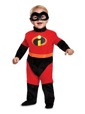Incredibles 2: Classic Infant Incredibles Costume