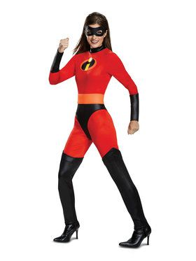 Mrs. Incredible Incredibles 2 Classic Adult Costume