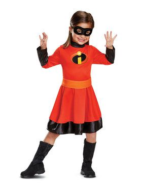 Incredibles 2: Classic Child Violet Costume