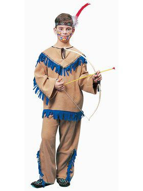 Indian Boy Child Costume