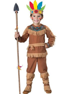 Indian Costume Toddler
