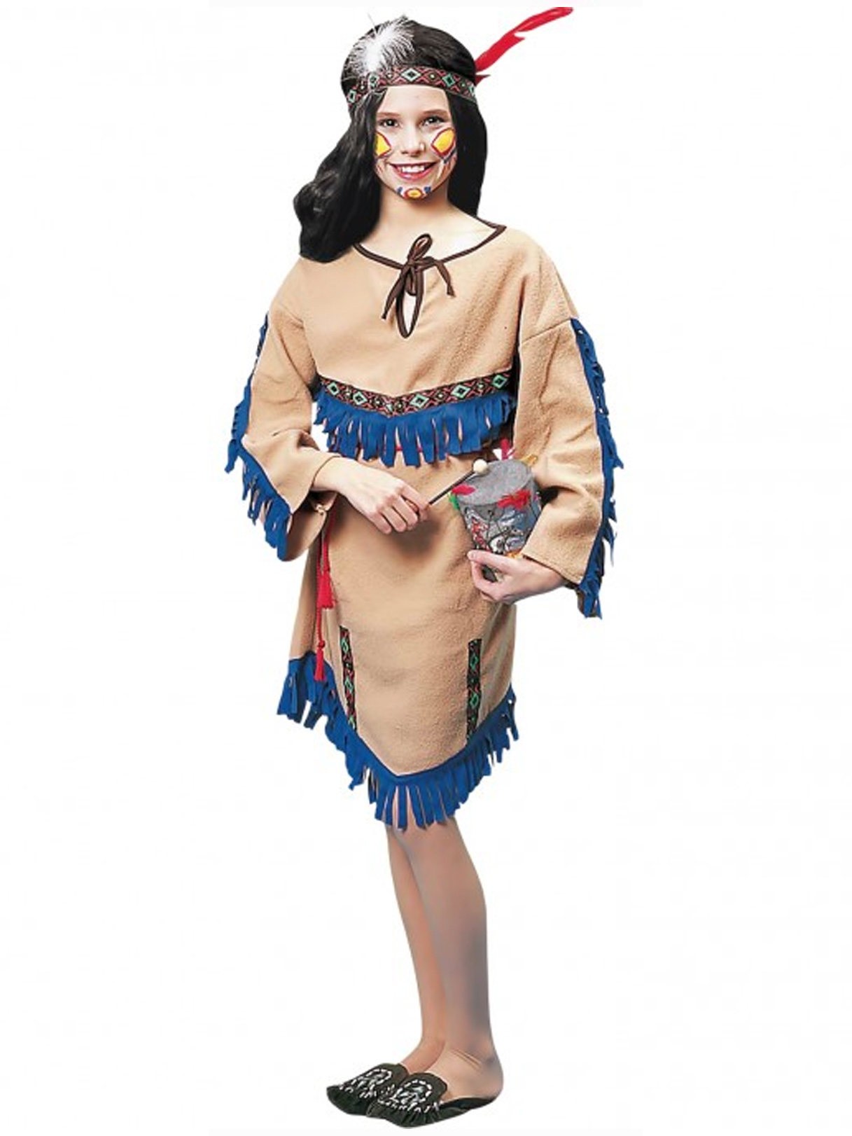 Indian Girl Costume For Children  sc 1 st  Nextag & Indian halloween costumes for girls | Compare Prices at Nextag