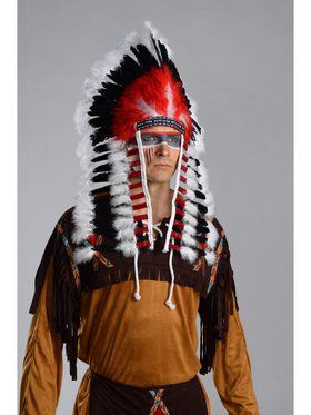 Adult's Native American Headdress