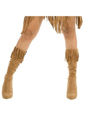 Indian Maiden Suede Boots