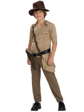 Indiana Jones Costume for Children