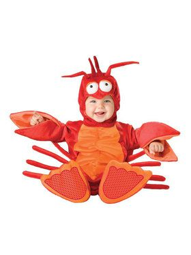 Infant and Toddler Lobster Costume
