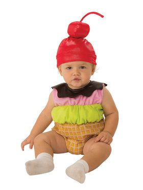 Ice Cream Costume for Infants