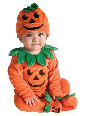 Little Pumpkin Costume for Infant