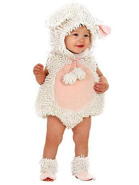 Infant Little Lamb Classic Costume