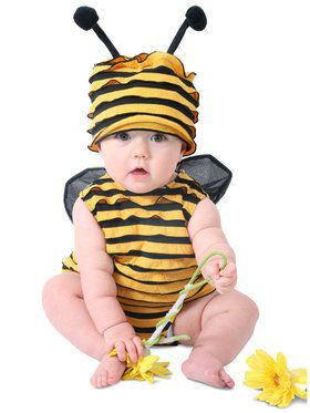 Infant Ruffle Bee Costume