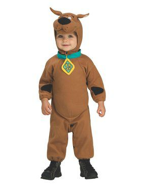 Infant Scooby - Doo Child Costume
