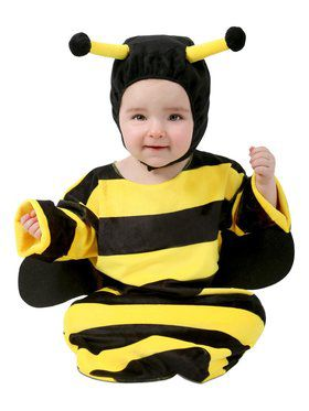 Sweet Little Bumblebee Costume for Infants