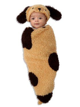 Sweet Little Puppy Costume for Infants