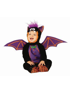 Baby's Little Bat Costume