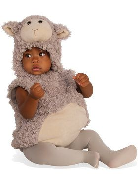 Lamb Costume For Toddlers