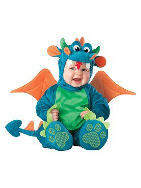 Infant Toddler Dinky Dragon Costume