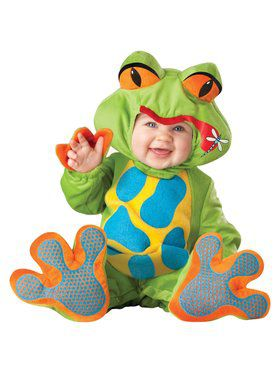 Infant Toddler Lil Froggy Costume