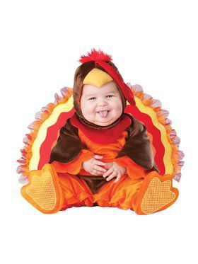 Infant Toddler Lil Gobbler Costume