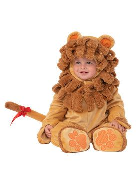 Lil' Lion Costume for Infant