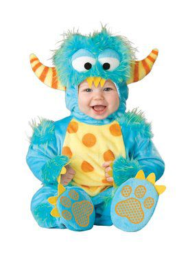 Infant Toddler Lil Monster Costume