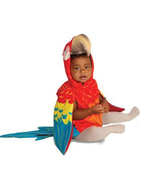Parrot Costume For Toddlers