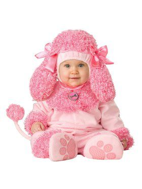 Infant Toddler Precious Poodle Costume