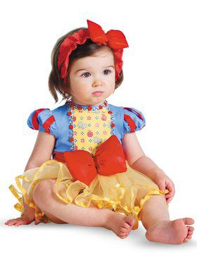 Infant Toddler Snow White Prestige Costume