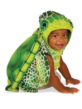 Turtle Costume For Toddlers