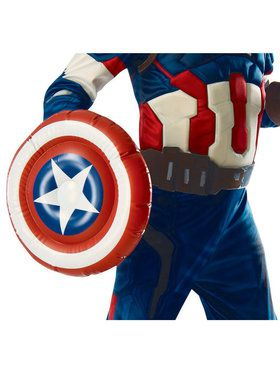 Trusty Inflatable Captain America Shield